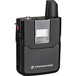 Sennheiser MKE 400 Compact Video Camera Shotgun (Black)