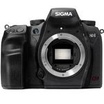 Sigma SD1 Merrill 46 MP CMOS Digital Camera (Body Only)-Black