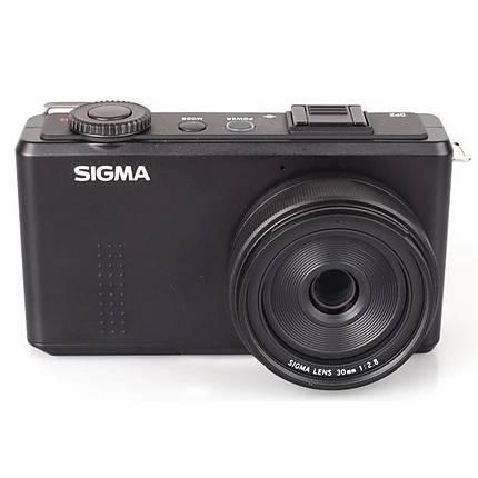 Sigma DP2 Merrill 48 Megapixel Compact Digital Camera - Black