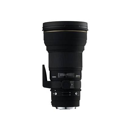 Sigma EX APO DG (HSM) 300mm f/2.8 Telephoto Lens for Pentax - Black