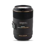 Sigma EX DG OS HSM Macro 105mm f/2.8 Medium Telephoto Lens for Canon - Black
