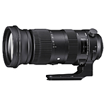 Sigma 60-600mm F4.5-6.3 DG OS HSM Sports Lens (Canon)