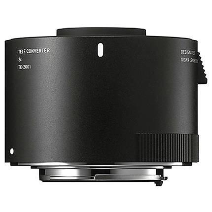 Sigma TC-2001 2.0x Teleconverter for Sigma