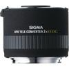 Sigma EX APO DG 2.0x Teleconverter Lens for Canon Mount - Black