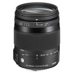 Sigma DC Macro OS HSM 18-200mm f/3.5-6.3 Telephoto Lens for Sony - Black
