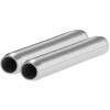 Shape 15mm Aluminum Rods - Pair 4