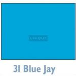 Savage Widetone Seamless Background Paper - 107in.x50yds. - #31 Blue Jay