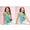 Savage 53X18 Printed Background - Rosy Polka Dots