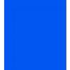Savage Widetone Seamless Background Paper - 107in.x50yds. - #64 Bluejean