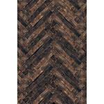 Savage 8x8 Herringbone Wood Floor Drop