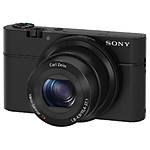 Sony Cyber-shot DSC-RX100 Digital Camera (Black)
