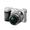 Sony Alpha a6000 24MP Mirrorless Camera-Silver with 16-50mm Lens-Black