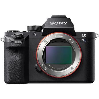 Sony Alpha a7S II Mirrorless Digital Camera - Body Only
