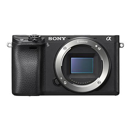 Sony Alpha a6300 Mirrorless Digital Camera Body Only - Black