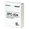 Fotolusio (for Sony) UPC-X34 (3.5X4) Color Print Pack (30 Sheets)
