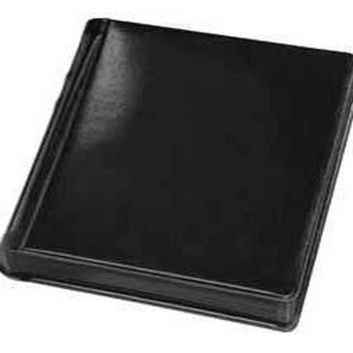 Tap 8 X 10 In Bella Plain Album Black With Black Pages 12 Pages