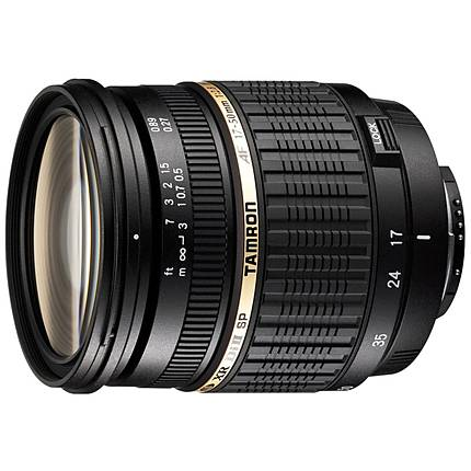 Tamron SP AF XR Di II LD 17-50mm f/2.8 Standard Zoom Lens for Sony - Black