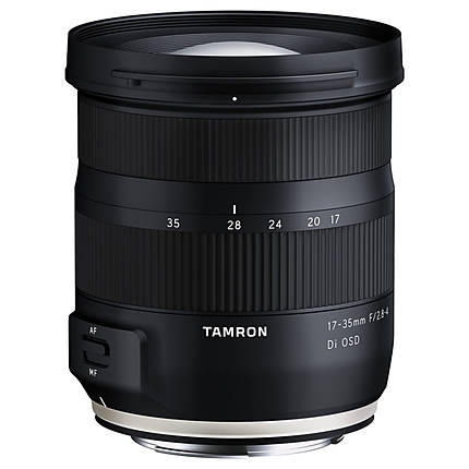 Tamron 17-35mm f/2.8-4 Di OSD Lens for Nikon
