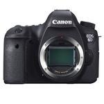 Used Canon EOS 6D 20.2 MegaPixel Full Frame DSLR [D] - Excellent