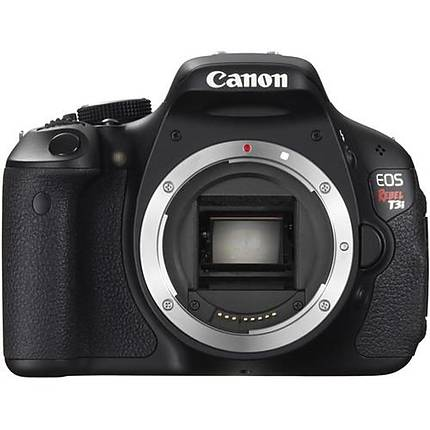 Used Canon EOS Rebel T3i Body Only [D] - Excellent
