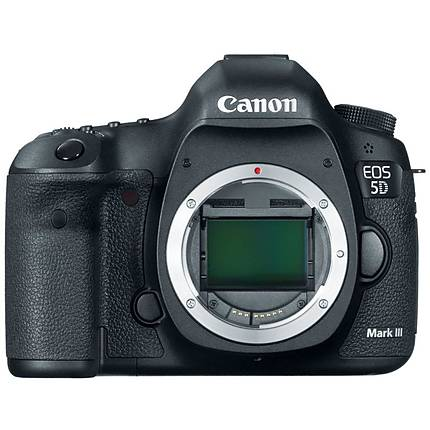 Used Canon EOS 5D Mark III Body Only - Excellent