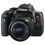 Used Canon T6i w/ 18-55mm f/3.5-5.6 STM [D] - Excellent