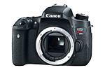 Used Canon EOS Rebel T6s Digital SLR Camera Body Only - Excellent