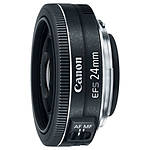 Used Canon EF-S 24mm f/2.8 STM Wide Angle Lens [L] - Excellent