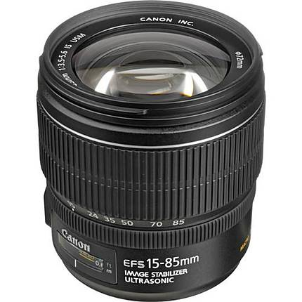 Used Canon EF-S 15-85mm F/3.5-5.6 IS USM - Excellent