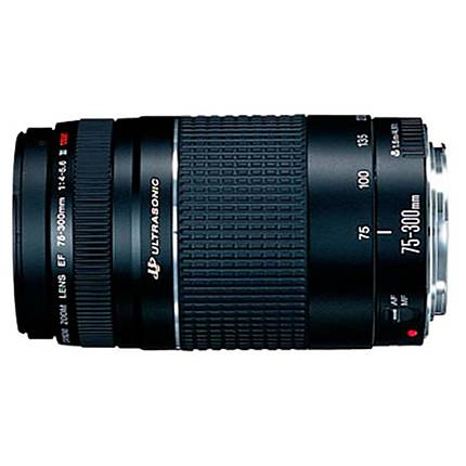 Used Canon Zoom Telephoto 75-300MM F4-5.6 III USM AF [L] - Excellent