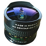 Used Zenitar 16mm f/2.8 MC for Canon FD - Excellent