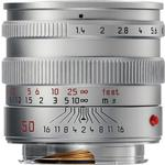 Used Leica 50mm F/1.4 (Chrome) 11892 6-BIT - Excellent