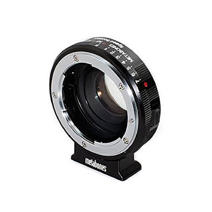 Used Metabones Nikon G to MFT Speed Booster Version 1 - Excellent