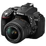 Used Nikon D5300 w/ 18-55mm VR Lens [D] - Excellent