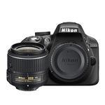 Nikon D3300 with 18-55mm VR Black [D] - Excellent