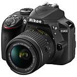 Nikon D3400 w/ 18-55mm AF-P [D] - Excellent