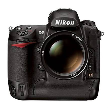 Used Nikon D3 Body Only - Excellent