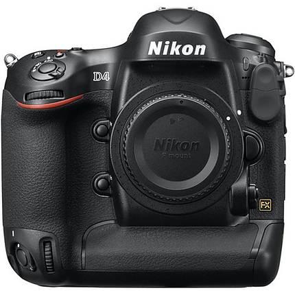 Used Nikon D4 FX-Formant DSLR Body [D] - Excellent