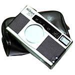 Used Nikon 35Ti Quartz Date - Excellent