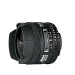 Used Nikon 16mm f/2.8D Autofocus Fisheye Lens [L] - Excellent