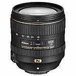 Used Nikon AF-S DX NIKKOR 16-80mm f/2.8-4E ED VR Lens [L] - Excellent