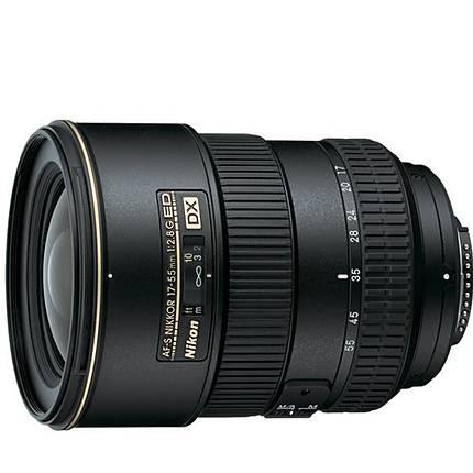 Used Nikon AF-S 17-55mm f/2.8G ED DX Lens - Excellent