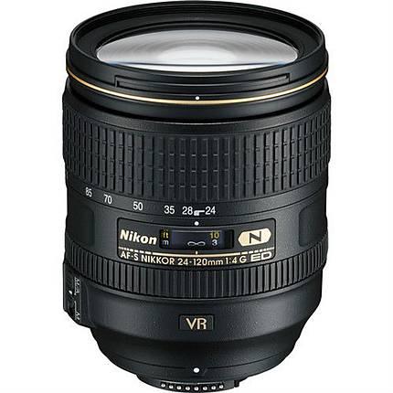 Used Nikon 24-120mm F/4 G ED AF-S VR - Excellent