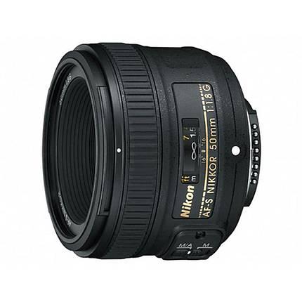 Used Nikon AF-S NIKKOR 50mm f/1.8G - Excellent