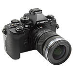 Used Olympus OMD E-M1 w/ 12-50mm 3.5-6.3 EZ - Excellent