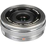 Used Olympus 14-42mm f/3.5-5.6 EZ III Silver [L] - Excellent