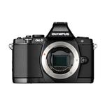 Olympus E-M5 Body Only [D] (Black) (USED - EXCELLENT)