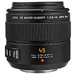 Used Panasonic Lumix G 45mm f/2.8 ASPH. Macro [L] - Excellent  H-ES045