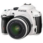 Used Pentax K-50 W/ 18-55mm (White) - Excellent