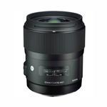 Sigma 35mm f/1.4 DG HSM ART Lens for Canon [L] - Excellent